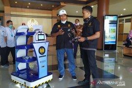 Unesa buat robot KECE untuk bantu penanganan pasien COVID-19