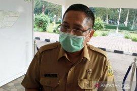 Pemkab Bogor bersama Bulog evaluasi beras bansos warga terdampak COVID-19