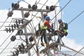 PLN Kalbar jaga keandalan pasokan listrik di tengah pandemi