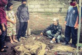 BPCB Trowulan identifikasi fragmen arca kala peninggalan Singasari di Tulungagung