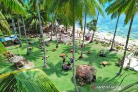 "Pantai Pengubayan Kaur, ""Bali"" baru di Bengkulu"