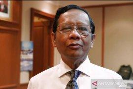 Mahfud: Presiden sambut positif masukan purnawirawan TNI-Polri