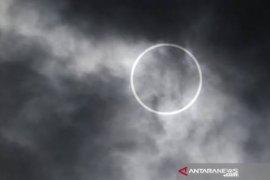 Wilayah Indonesia akan kebagian gerhana matahari cincin 2031, Minggu (21/6) besok  gerhana matahari sebagian