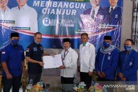 Pasangan Herman-TB Mulyana mendapat dukungan DPP PAN