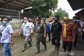 Mentan sebut Lampung potensial menjadi contoh pertanian di Indonesia