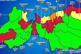 Sebanyak 11 kecamatan di Kabupaten Probolinggo masuk zona hijau