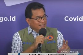 Ketua Tim Pakar Gugus Tugas Wiku Adisasmito minta masyarakat tidak takuti tes cepat