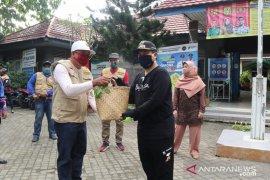 Giliran OTG di Banjarmasin Barat terima ratusan paket bantuan dari kolaborasi