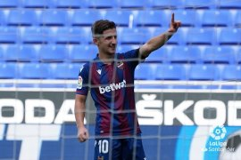Liga Spanyol - Levante menang besar 4-2 lawan Real Betis