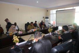 Bawaslu Malut koordinasi penerapan protokol kesehatan di Pilkada 2020