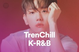 "Spotify perkenalkan 13 ""playlist"" baru K-pop"