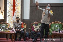 Polresta Banjarmasin dorong pembentukan Kampung Tangguh Banua di Kelurahan Pekapuran Raya