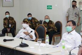 Menko PMK dan Menkes tinjau kesiapan layanan RSHS Bandung hadapi masa normal baru