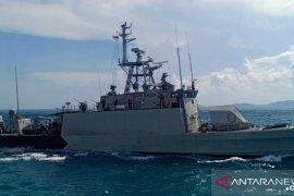 Koarmada laksanakan SAR korban kapal tenggelam di laut Banten