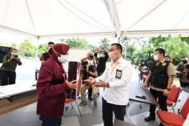 Tiga pekan di Surabaya, BIN temukan 1.702 orang positif COVID-19