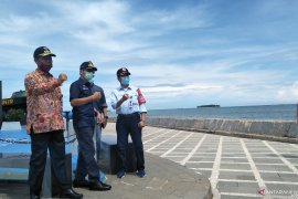Pulau Tangah Pariaman akan dikembangkan untuk pariwisata