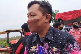 Lampung optimistis bisa penuhi target tanam padi 205.000 hektare