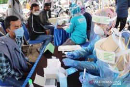 776 orang di lokasi wisata Puncak Bogor jalani tes cepat, sembilan reaktif