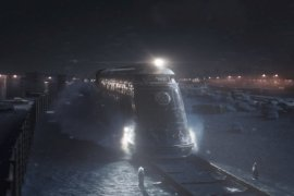 "Menjelajah ""Snowpiecer"", kereta terakhir di bumi"