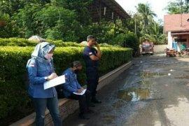 Stasiun Geofisika Deli Serdang survei  awal pemasangan digital accelograph