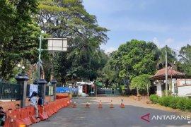 Hari pertama pengunjung Ragunan hanya 328 orang