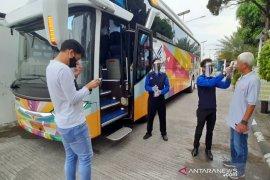 """Pengusaha pariwisata Mata Trans luncurkan """"Transbuck Bus cafe"""""""