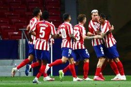 Atletico ke peringkat tiga setelah menang 1-0 atas Valladolid