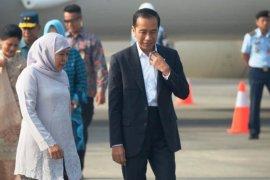 Gubernur Jatim doakan Jokowi diberi kekuatan bawa kemajuan Indonesia
