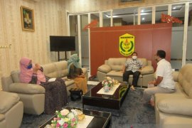 Wali Kota terima kunjungan BNN kota