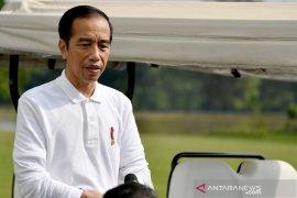 Presiden bersyukur Indonesia naik status berpendapatan menengah atas