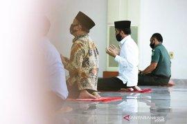 Presiden Joko Widodo bersyukur Indonesia naik status ke menengah atas