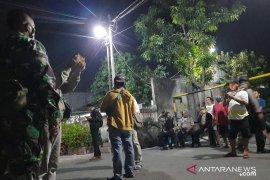 John Kei  dan kelompoknya ditangkap polisi di Bekasi Minggu malam