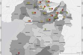 Di Kabupaten Sukabumi  Terjadi lonjakan kasus positif COVID-19