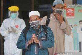 Pasien COVID-19 dirawat di Sulawesi Tengah tersisa 37 orang