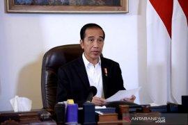 Presiden Jokowi bersyukur Indonesia naik status ke kategori menengah atas
