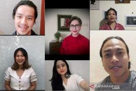 Selebritas ucapkan selamat ulang tahun untuk Presiden Jokowi