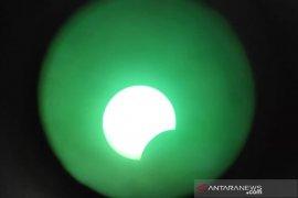 Gerhana matahari di Aceh Timur terlihat sempurna, ini harapan MPU