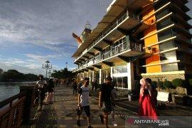 Wisata Menara Pandang Mulai Ramai