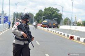 Polisi selidiki dugaan bom di jembatan layang Banda Aceh