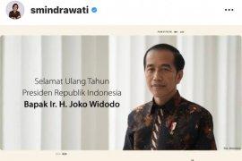Sri Mulyani:  Presiden Jokowi pribadi yang ramah, terbuka namun tegas