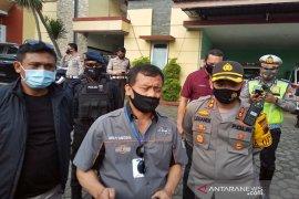 Anggota Polres Karanganyar, Jateng dibacok orang tak dikenal
