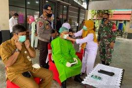 Kapolda Maluku kunjungi pasien COVID - 19  di asrama  BPSDM