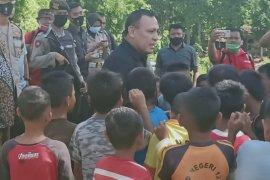 Ketua KPK diadukan ke Dewas diduga langgar etik temui warga tanpa masker