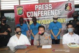 Tiga oknum sekuriti RS ditangkap karena perkosa gadis keterbelakangan mental
