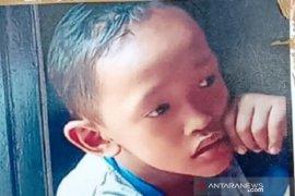 Ricky, bocah tujuh tahun warga Bogor hilang diduga tenggelam