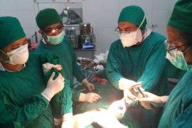 Fasilitas operasi ortopedi RSU Chasan Boesoerie di Ternate masih  minim