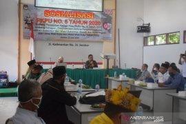 KPU Jember tekankan protokol kesehatan dalam tahapan pilkada