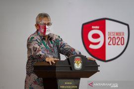 KPU: Pemilih yang terpapar COVID-19 difasilitasi mencoblos oleh KPPS