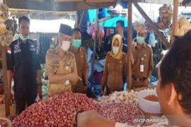 Bawang merah dorong inflasi di Kotabaru