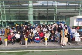 53 mahasiswa Indonesia di Wuhan wisuda
